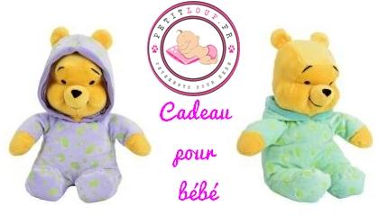 Doudou winnie l 39 ourson sur boutique cadeau b b - Chambre winnie l ourson pas cher ...